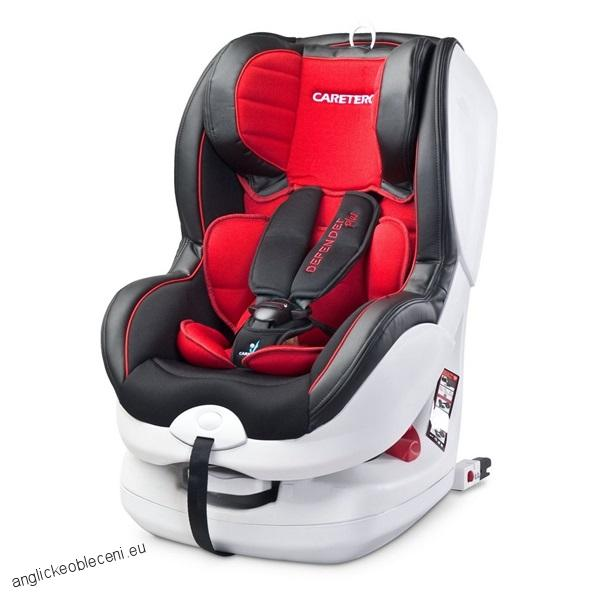 Autosedačka CARETERO Defender Plus Isofix